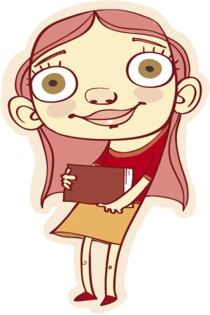 dessin d'un adolescent