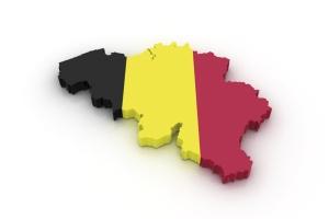 le Belgique noire jaune rouge